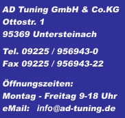 AD Tuning & Car Hifi e.K.