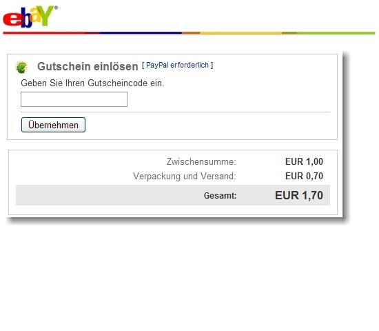 paypal ebay gutschein amazone gutschein code. Black Bedroom Furniture Sets. Home Design Ideas