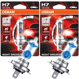 osram night breaker laser h7 12v 55w ad tuning. Black Bedroom Furniture Sets. Home Design Ideas