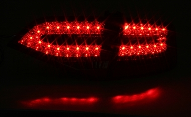 Led Ruckleuchten Fur Audi A4 B8 Limo In Rot Smoke Ad Tuning