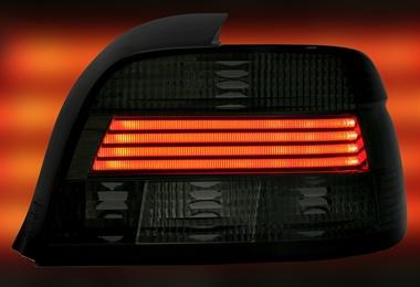 r ckleuchten f r 5er bmw e39 facelift in rot smoke ad tuning. Black Bedroom Furniture Sets. Home Design Ideas