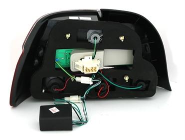 led r ckleuchten f r 5er bmw e39 in rot wei ad tuning. Black Bedroom Furniture Sets. Home Design Ideas