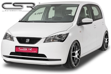 csr scheinwerferblenden f r seat mii ad tuning. Black Bedroom Furniture Sets. Home Design Ideas