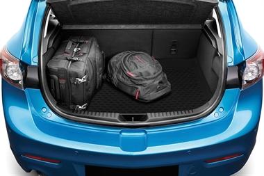 hoher rand kofferraummatte bmw e61