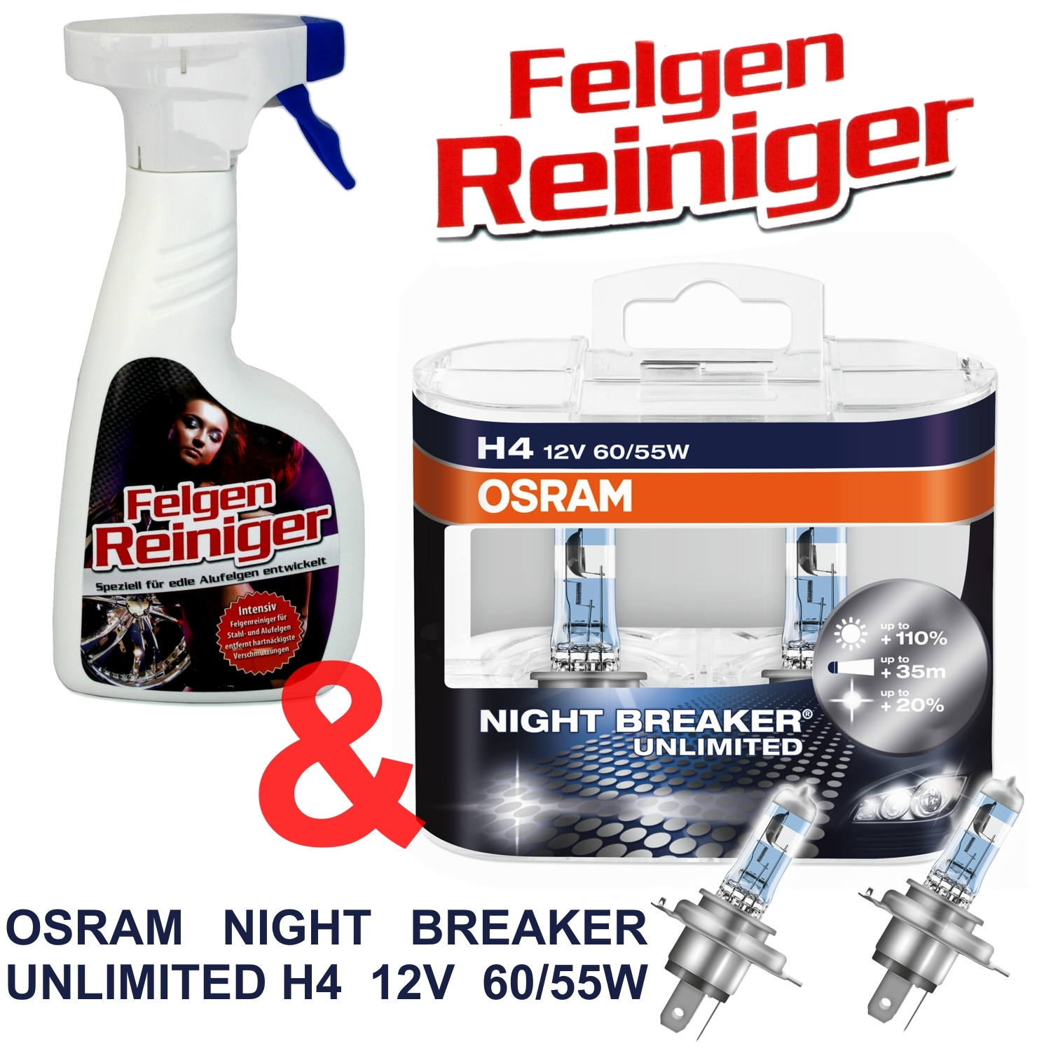osram night breaker unlimited h4 felgenreiniger ad tuning. Black Bedroom Furniture Sets. Home Design Ideas