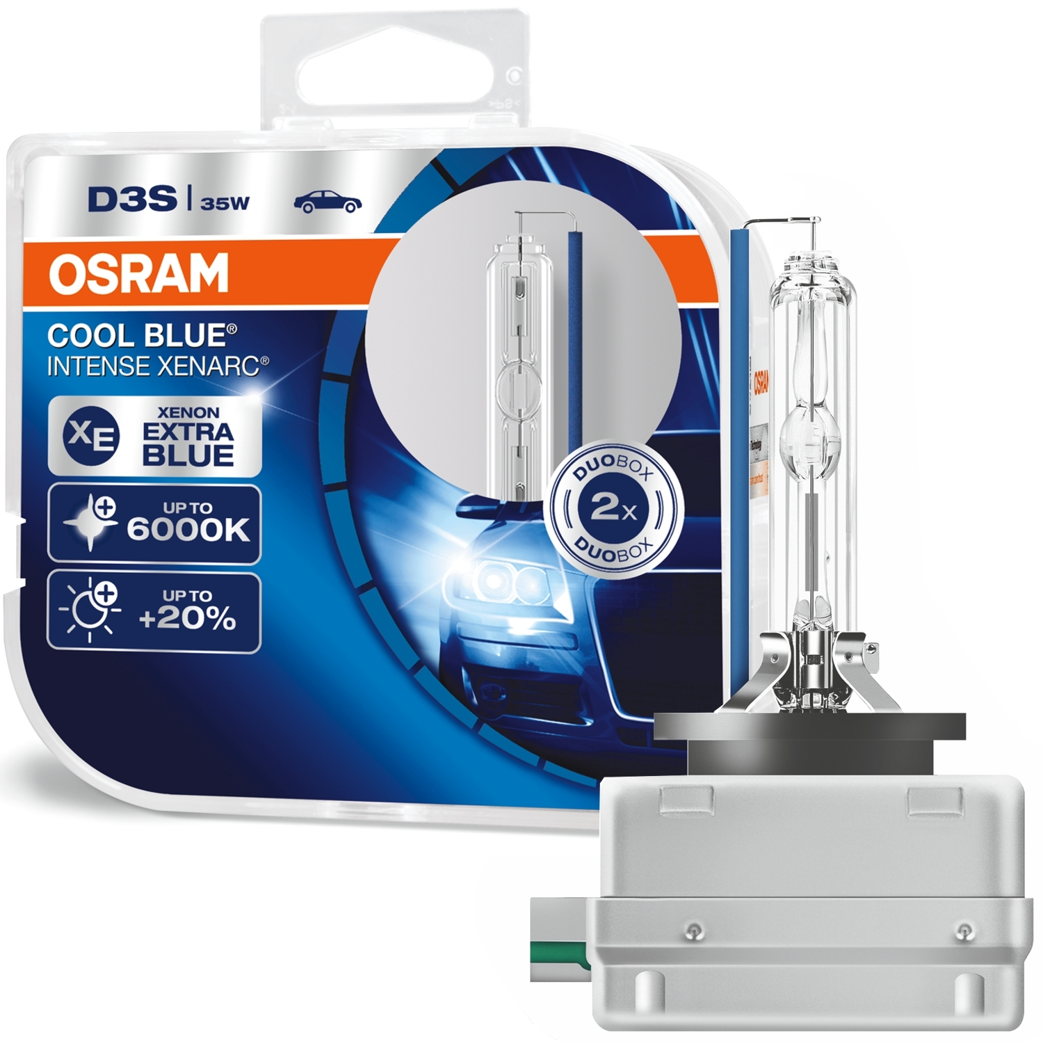 osram xenarc cool blue d3s xenon brenner ad tuning. Black Bedroom Furniture Sets. Home Design Ideas