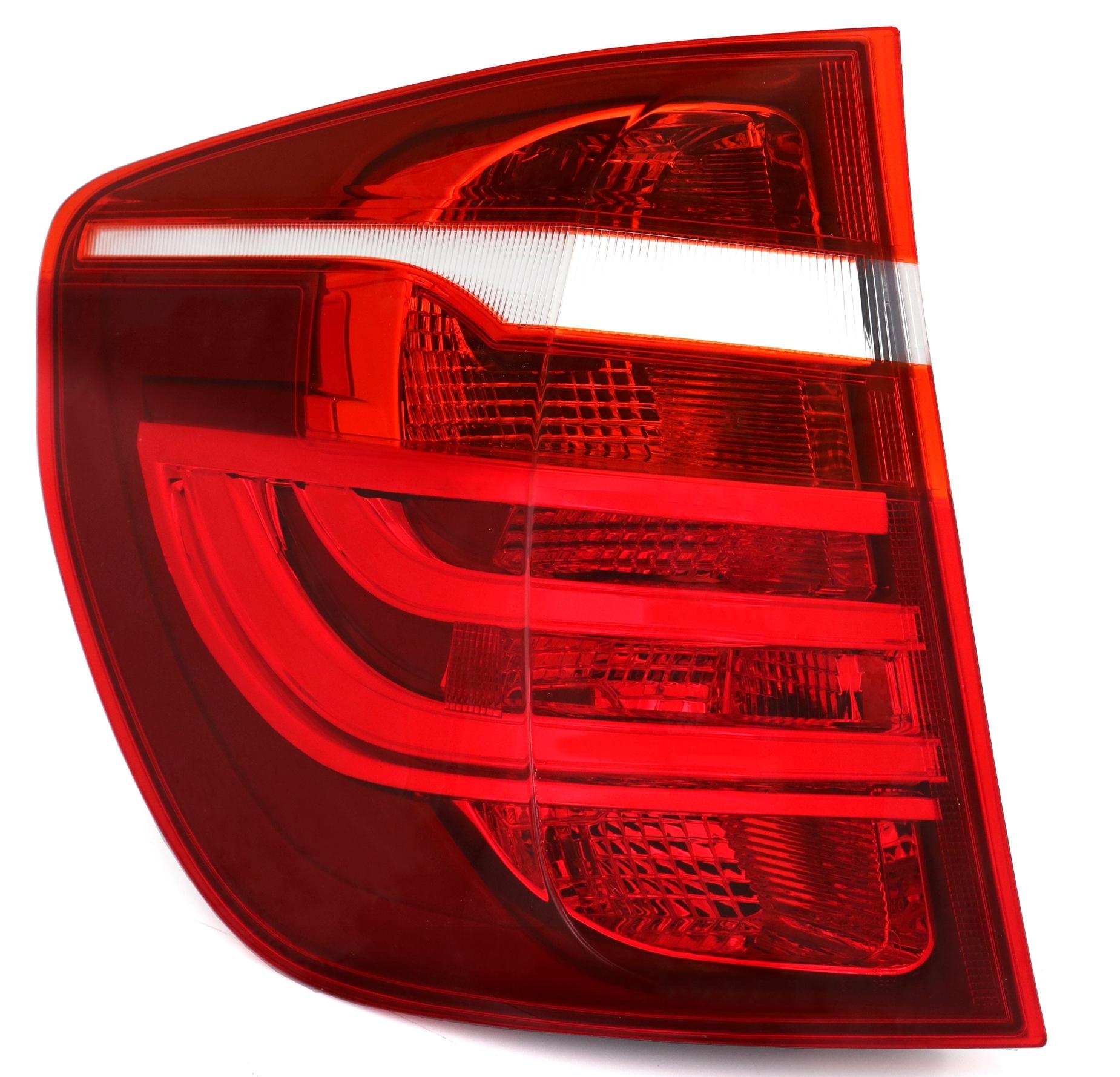 KG DEPO R/ücklicht Rot Linke Seite Fahrerseite R/ückleuchte Heckleuchte AD Tuning GmbH /& Co