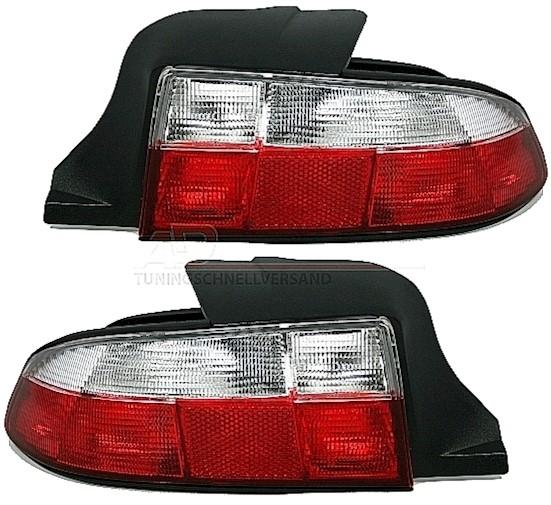 Bmw Z3 M Roadster: Rückleuchten Für BMW Z3 + M-Roadster In Rot-Weiß