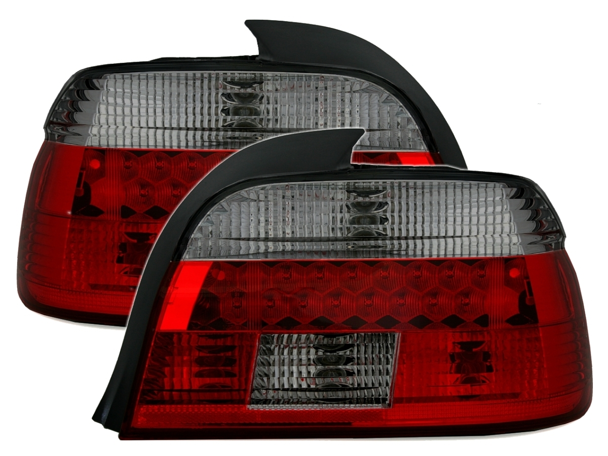 led r ckleuchten f r 5er bmw e39 facelift in r s ad tuning. Black Bedroom Furniture Sets. Home Design Ideas