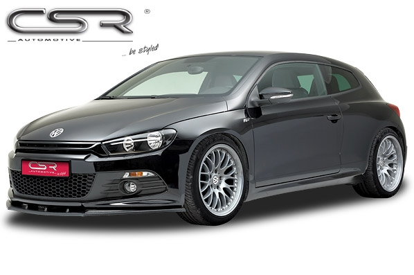 csr cupspoilerlippe f r vw scirocco 3 typ 13 ad tuning. Black Bedroom Furniture Sets. Home Design Ideas
