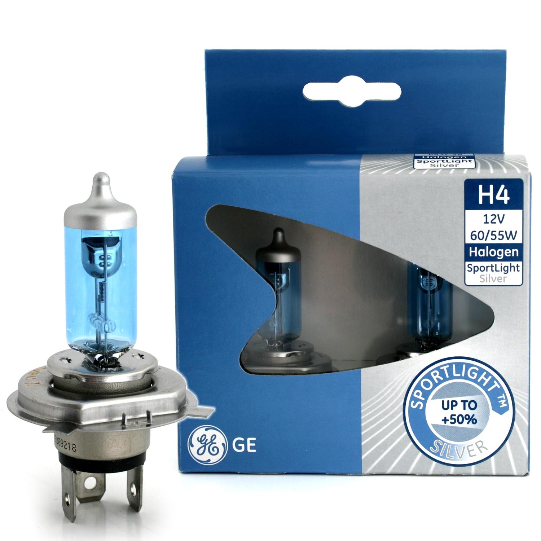 general electric h4 sportlight 50 12v 60 55w ad tuning. Black Bedroom Furniture Sets. Home Design Ideas
