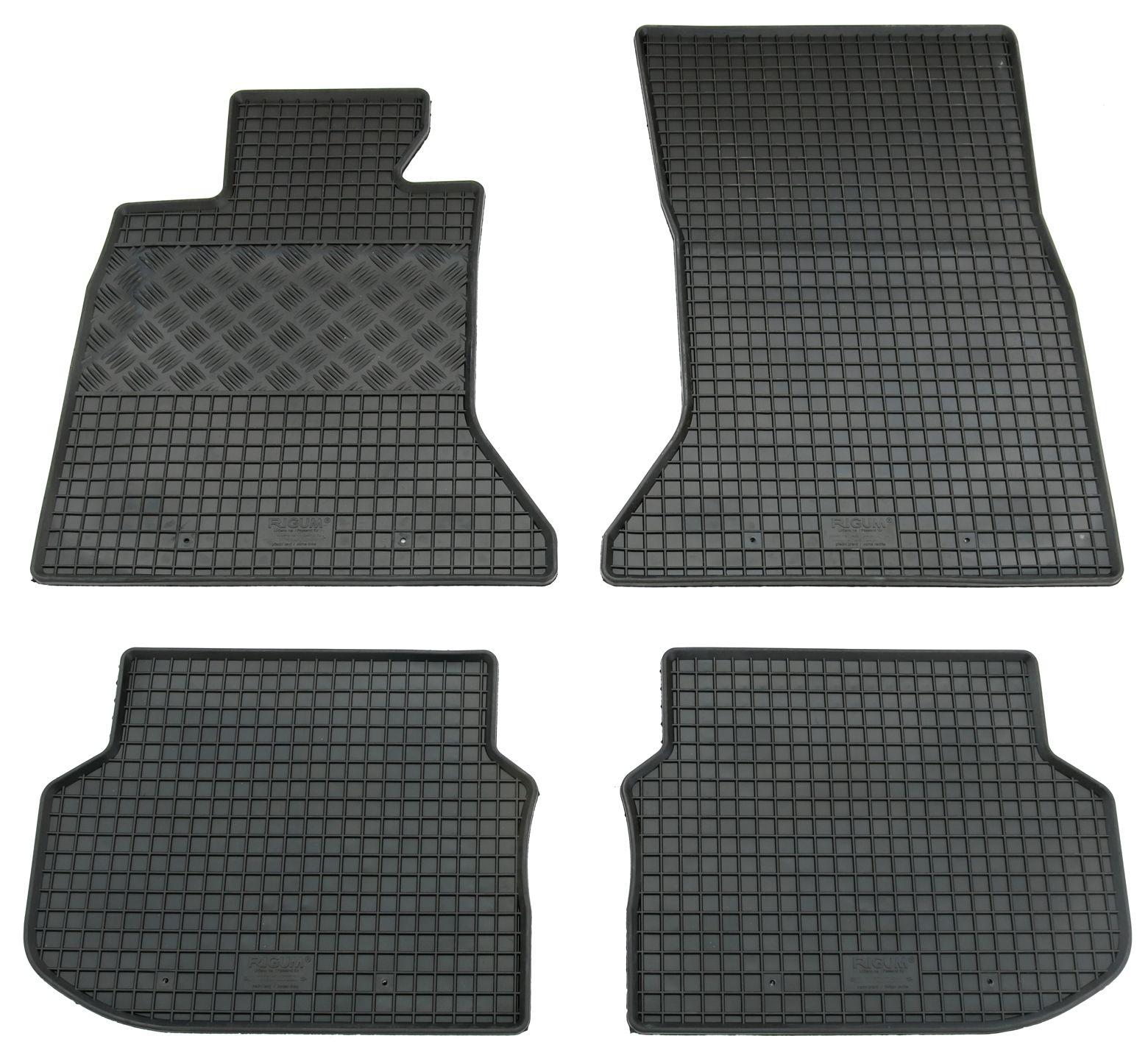 gummi fu matten f r 5er bmw f10 f11 ad tuning. Black Bedroom Furniture Sets. Home Design Ideas